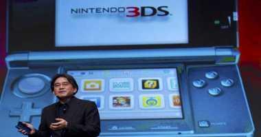 Nintendo Siapkan Konsol Genggam Penerus DS