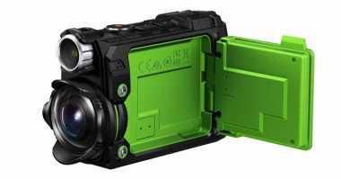 Stylus GT-Tracker, Kamera Aksi 4K Olympus dengan Tujuh Sensor