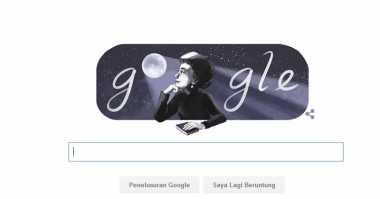 Penyair Asal Meksiko yang Ultahnya Dirayakan Google Doodle
