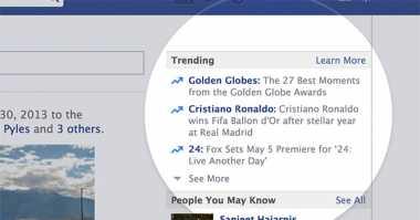 Setelah Dikritik, Facebook Ubah Kebijakan Trending Topic