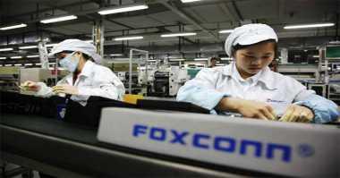 Daftar Produsen Smartphone yang Menggandeng Foxconn