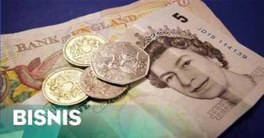 \Brexit Terjadi, Poundsterling Tak Lagi Jadi Mata Uang Cadangan Devisa\