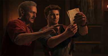 Game Uncharted 4 Laris 2,7 Juta Unit di Seluruh Dunia