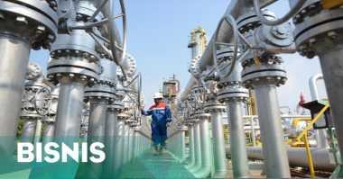 \Pemerintah Siapkan Aturan Batasan Harga Gas\