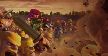Ini Fitur Baru yang Muncul di Update Clash of Clans (2-Habis)