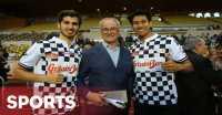 Jelang Balapan, Pembalap Indonesia Diundang Main SepakBola Bareng Pangeran Monaco