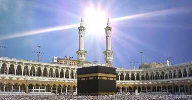 Fenomena Rashdul Qiblat, Peristiwa Matahari di Atas Kakbah