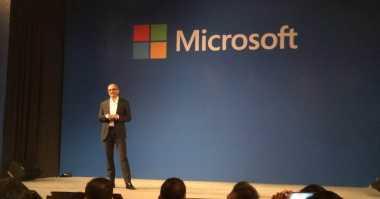 Techno of The Week: Bos Microsoft Satya Nadella Datang ke Jakarta