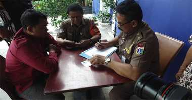 Manfaatkan Aplikasi, Aparat Gerebek Pelanggaran Merokok di Jakarta