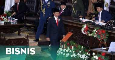 \HOT BISNIS: Ambisi Jokowi Miliki Kereta Cepat\