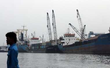 \New Priok Container Terminal One Bikin Pelindo II 'Tersenyum'\