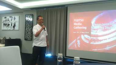 Alasan Smartphone Fujitsu Belum Mendarat di Indonesia