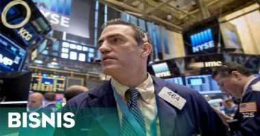 \Wall Street Hijau Dipicu Isu The Fed\