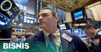 Wall Street Hijau Dipicu Isu The Fed