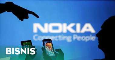 \ Nokia Jadi Contoh Perusahaan Gagal Berinovasi\