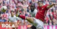 Real Madrid Disebut Sudah Kontak Lewandowski