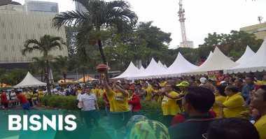 \Main Basket, Menteri Bambang Berharap Masyarakat Patuhi Pajak\