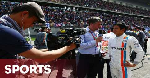 Rio Haryanto Pernah Naik Podium di GP Monaco