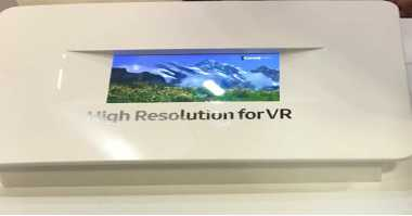 Samsung Umbar Teknologi VR High Resolution di Layar AMOLED