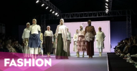 3 Desainer Busana Muslim Persembahkan Fashion Show Heart of Beauty
