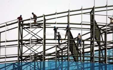 \Paket Kebijakan Belum Selamatkan Indonesia dari Anomali Industri\