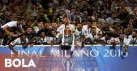 Real Madrid Miliki DNA untuk Berjuang hingga Akhir Pertandingan