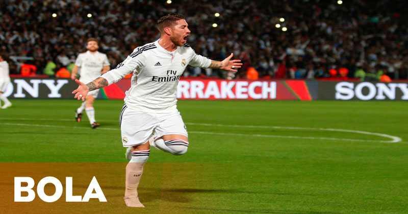 Alasan Kapten Real Madrid Masih Berada di Santiago Bernabeu