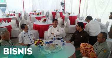 \Usai Laporan ke Jokowi, Menteri Ekonomi Adakan Rakor Pangan\