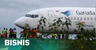 \Garuda Indonesia Tak Siapkan Penerbangan Tambahan Hadapi Ramadan\
