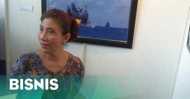 \TERPOPULER: Susi Pudjiastuti Ingin Laut RI Hanya untuk Nelayan Lokal\
