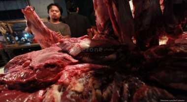 \Alasan Harga Pangan Sulit Capai Target Jokowi di Ramadan\
