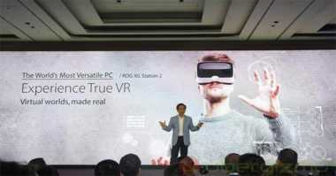 Asus Diam-Diam Garap Headset Virtual Reality