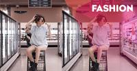 FOTO: Belanja di Supermarket, Selena Gomez Pamer Paha Mulus