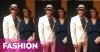 TOP FASHION 1: Vino G Bastian Kompak Berbusana dengan Istri di Red Carpet IMA Awards 2016