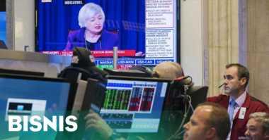 \Investor di Indonesia 'Kebal' terhadap Sentimen The Fed\