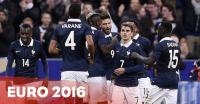 Prancis Ungguli Kamerun di Paruh Pertama