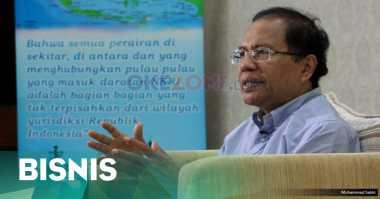\Rizal Ramli: Jokowi Paham Banyak Kendala Bangun 35 Ribu Mw\