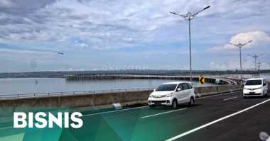 \Pembangunan Tol Bawen-Salatiga Terkendala Hujan\