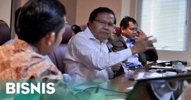 \Rizal Ramli Sebut Bisnis Listrik dari Sampah Mulai Menarik\