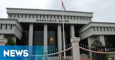 Resmi Jadi Tersangka, MA Nonaktifkan Dua Hakim Tipikor