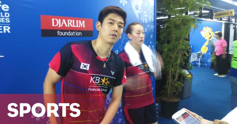 Yong Dae/So Hee Gagal Bertahan Lebih Lama di Indonesia Open 2016