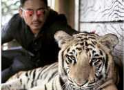 FOTO: Serunya Ryan Delon Liburan di Semarang