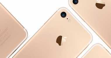 Apple Diprediksi Sokong iPhone 7 dengan Memori 32 GB