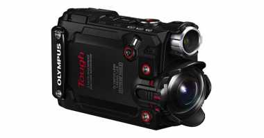 Olympus TG-Tracker, Kamera 4K Tangguh Pelacak Lokasi
