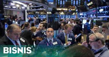\Wall Street Melemah Imbas Penurunan Saham Energi\