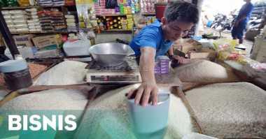 \Jelang Ramadan, Kepala BPS: Harga Beras Secara Nasional Turun\