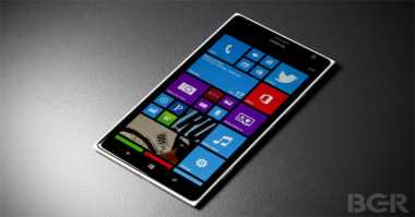 Ini Penampakan Surface Phone Besutan Microsoft