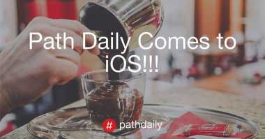 Techno of The Week: Path Daily di iOS hingga Meme Valak (2-Habis)