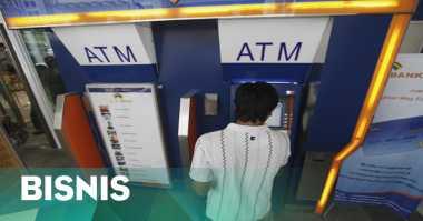 \TERPOPULER: Begini Amankan ATM dari Hiruk Pikuk Jelang Lebaran   \