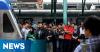 PT KCJ: Antrean di Stasiun Manggarai Akibat Melonjaknya Jumlah Penumpang